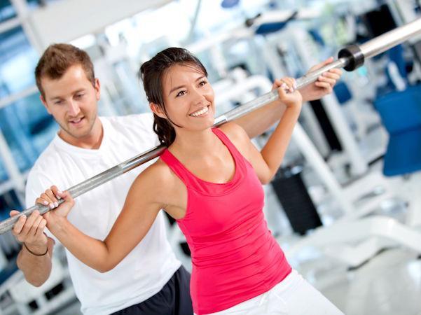 Fitnes tréner